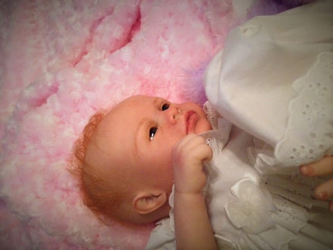 Reborn Believable Babies - Baby Girl Hope - Doll Therapy for People with Alzheimer's