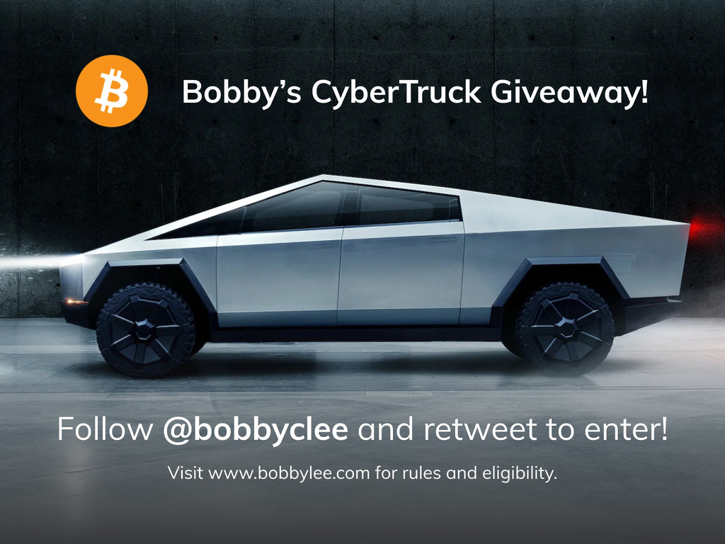 My Tesla CyberTruck Giveaway: Here Are the Rules