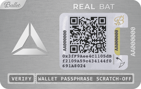 REAL Basic Attention Token (BAT)