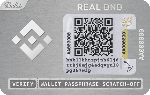 REAL Binance Coin (BNB)