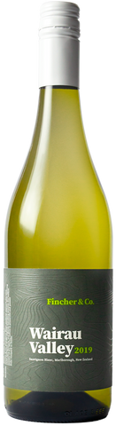 Fincher & Co. Wairau Valley Sauvignon Blanc - 2019