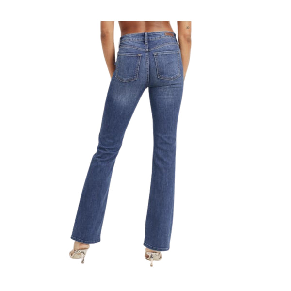 High Rise Bootcut Jeans by Just USA