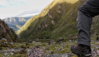 Beyond My Comfort Zone: Climbing in Pitumarca of Peru