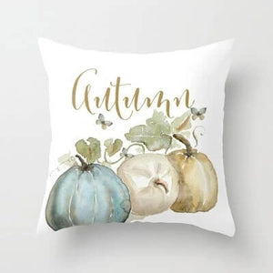 Grateful Fall Cushion Covers - Chica Sol