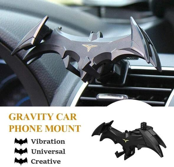 Bat wings car phone holder - Chica Sol