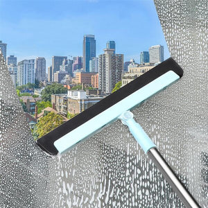 💦Multifunctional magic wiper--180°rotating to clean car window and floor - Little froging