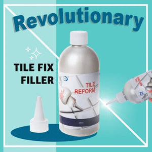 Revolutionary Tile Fix Filler - Little froging