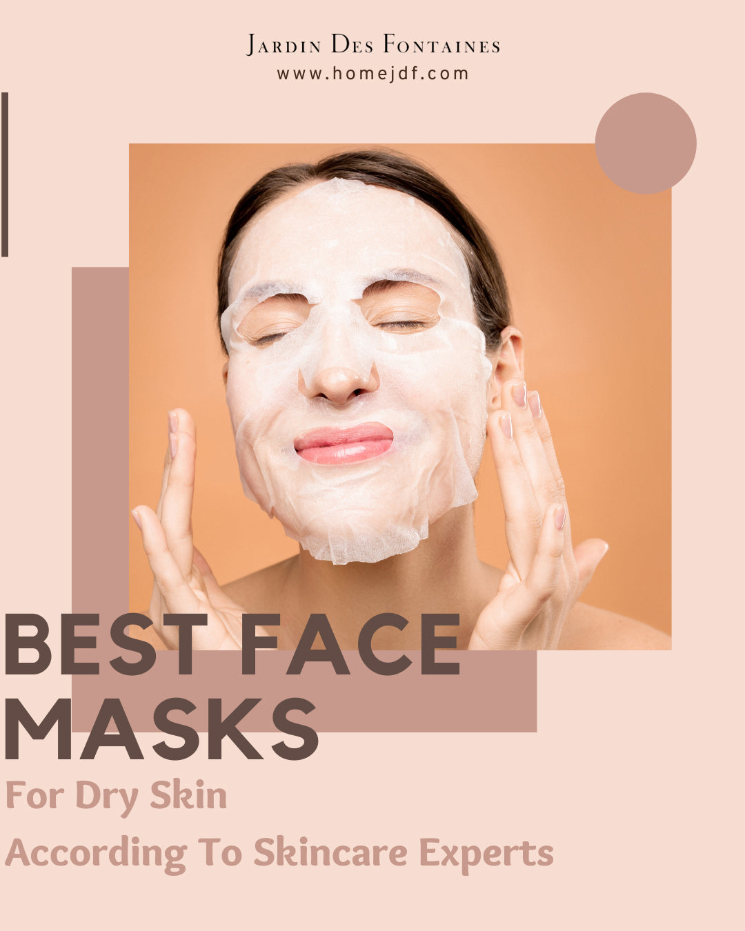 Face Masks For Dry Skin, According To Skincare Experts