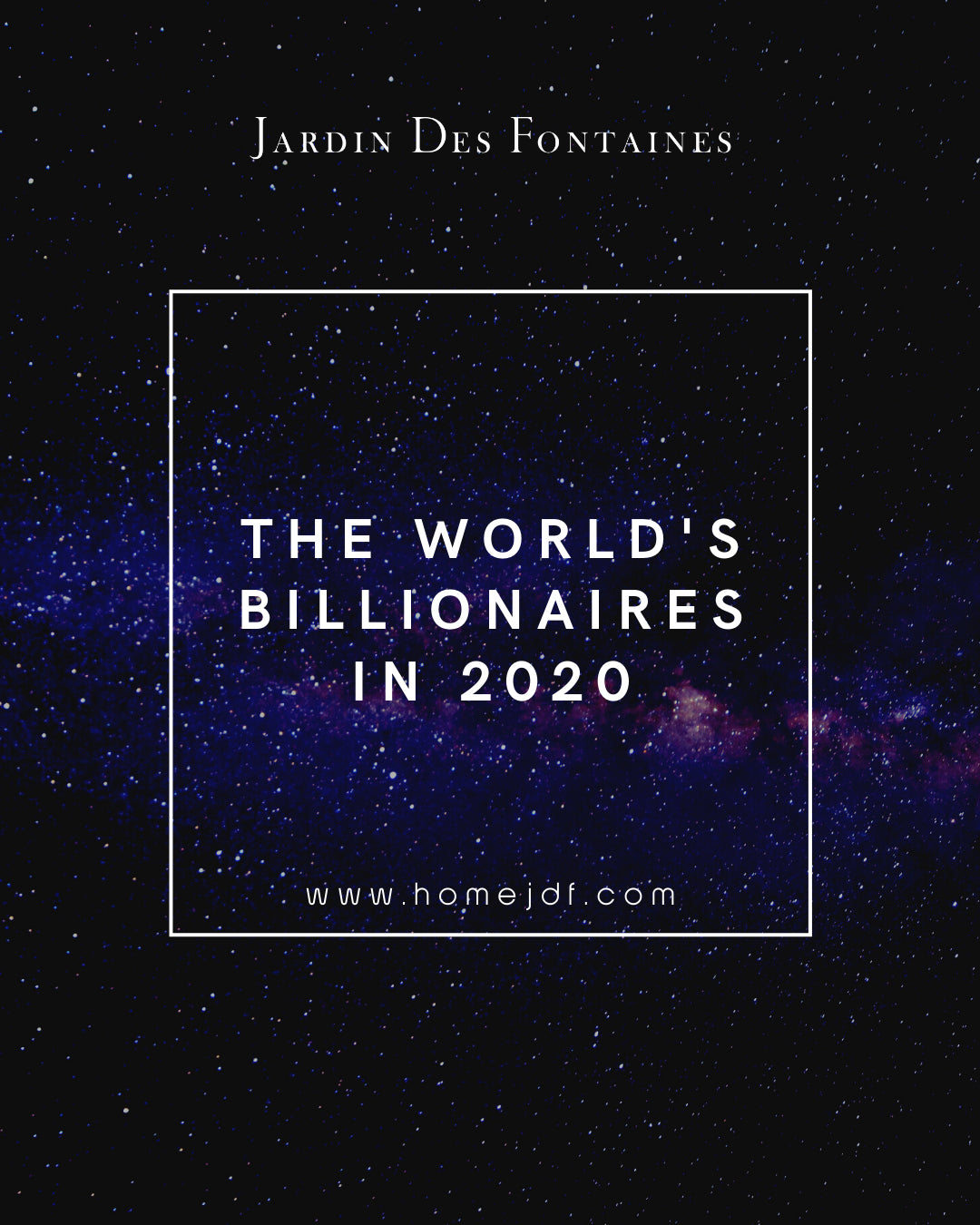 The World's Billionaires The Richest People in 2020, Amazon founder and CEO Jeff Bezos