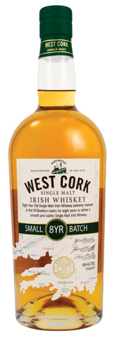 WEST CORK 8 YR SMALL BATCH