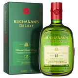 BUCHANAN'S SCOTCH WRISKEY 12 Y