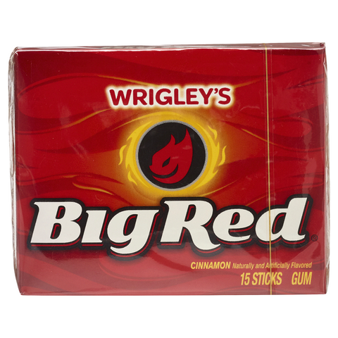 WRGLY BIG RED