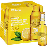 BUD LIGHT LEMON TEA 121 PK CAN