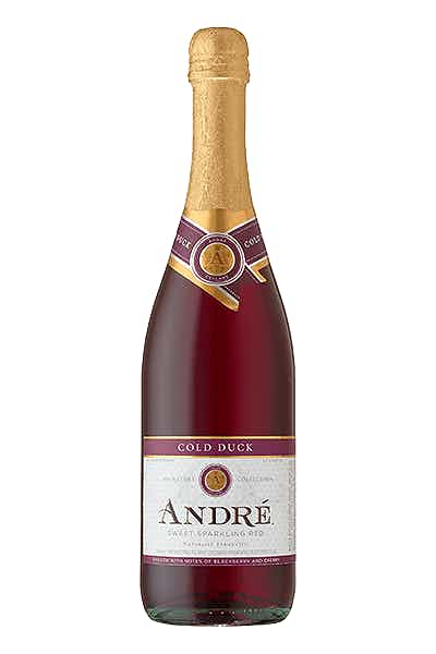 Andre Cold Duck Sweet Sparkling Red