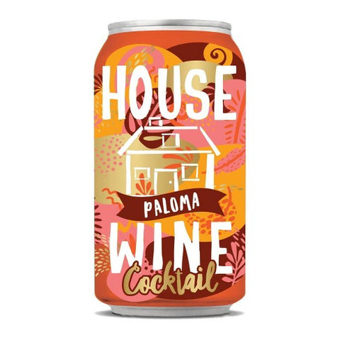 HOUSE WINE CAN PALOMA SINGAL CAN