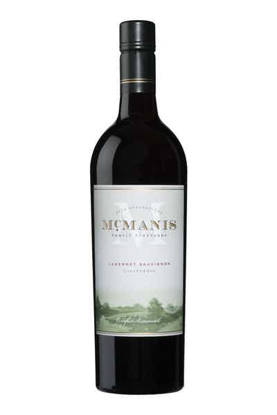 McManis Cabernet Sauvignon Red Wine