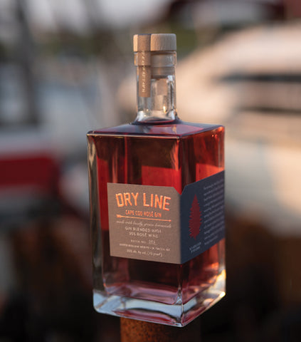 DRY LINE ROSE GIN
