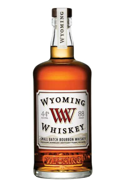 Wyoming Whiskey Small Batch Straight Bourbon Whiskey