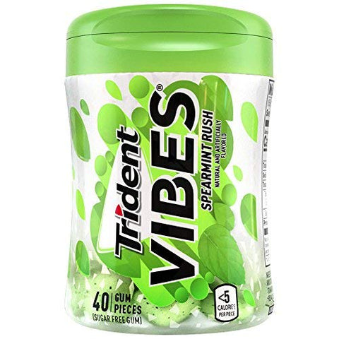 TRIDENT VIBES SPEARMINT RUSH