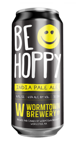 WORMTOWN SUMMER ALE 4 PK CAN