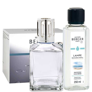 Maison Berger Essential Square - Ocean Breeze and Air Pure - lovearomameadowhall