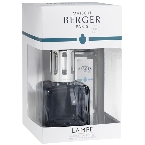 Maison Berger Grey Ice Cube - Pure White Tea - lovearomameadowhall
