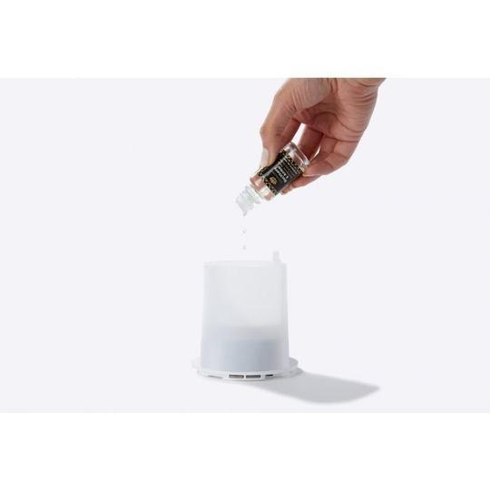 how to refill a made by zen mist diffuser