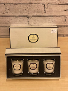 Parks Lily of the Valley 3 Candle Gift set