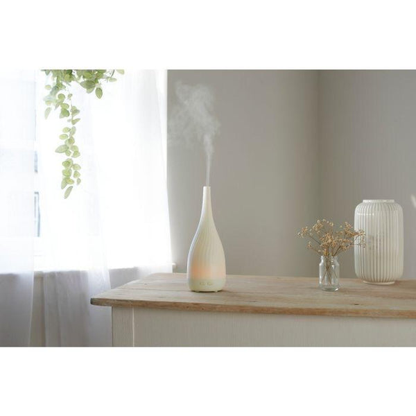 white made by zen mist diffuser thalia