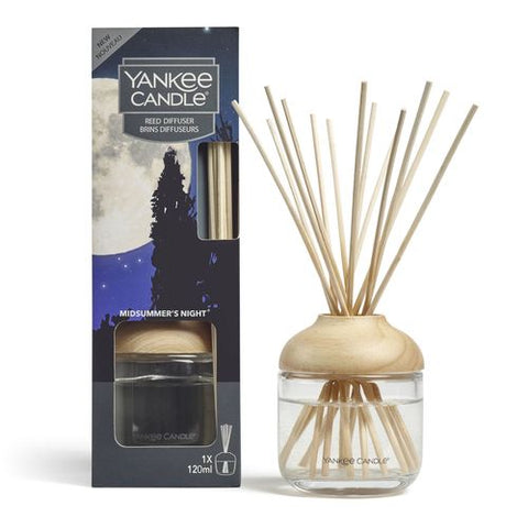 Yankee Candle Midsummer's Night Reed Diffuser - lovearomameadowhall
