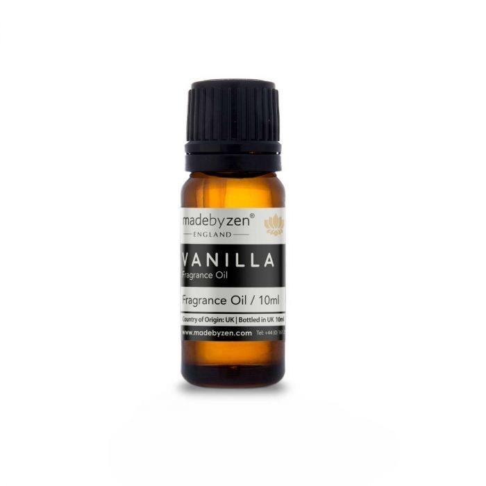 Vanilla Fragrance Oil - lovearomameadowhall
