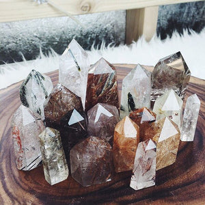 Crystals & Mindfulness