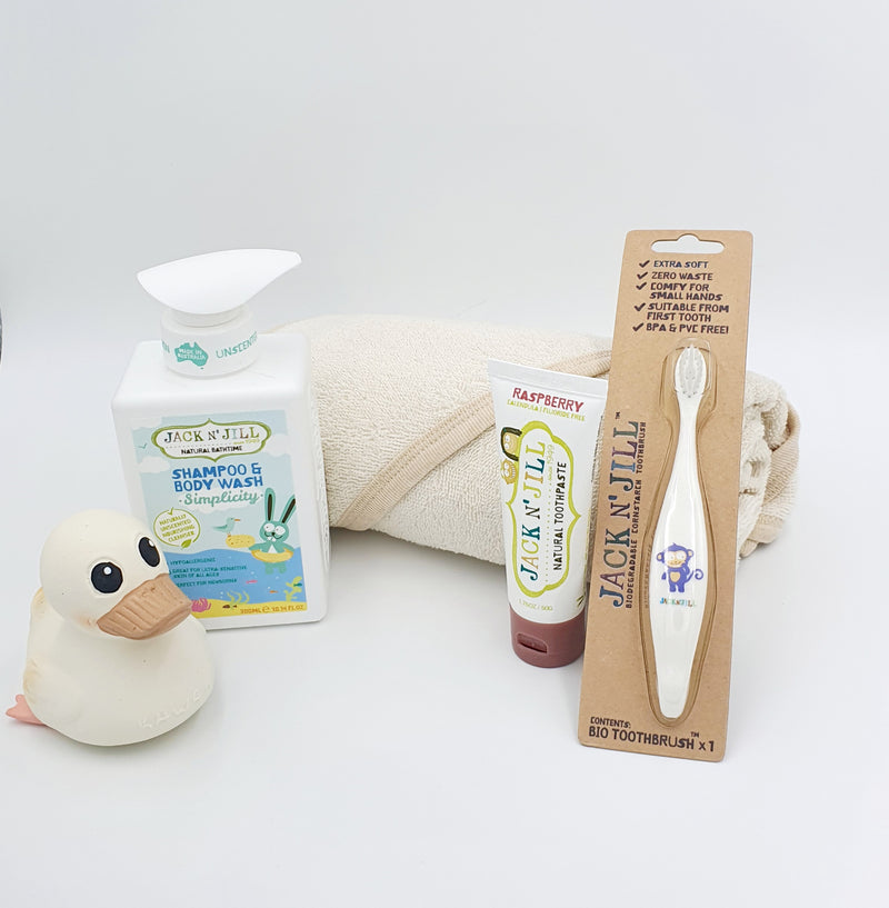 Squeaky clean Bath Adventures | Curated bundles for children