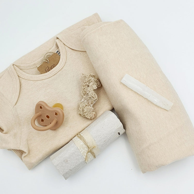 Sweet Desert Rose | Eco Baby Bundle