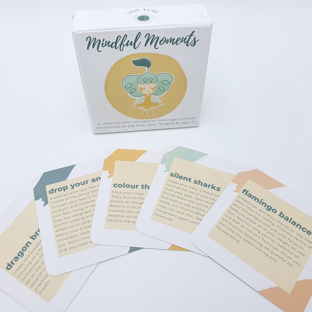 Mindful Moments Activity Cards | Mindfulness