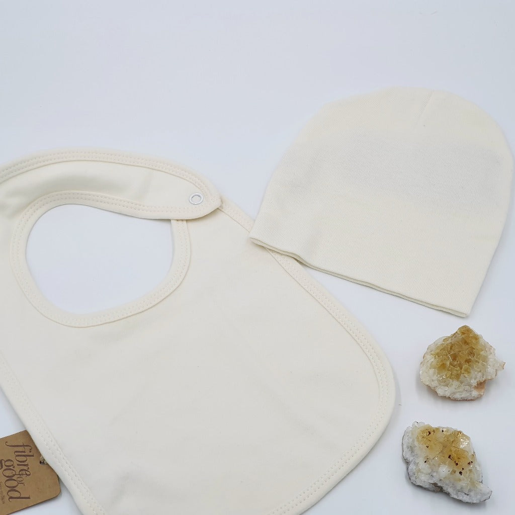 Organic Baby Bib - Fibre for Good