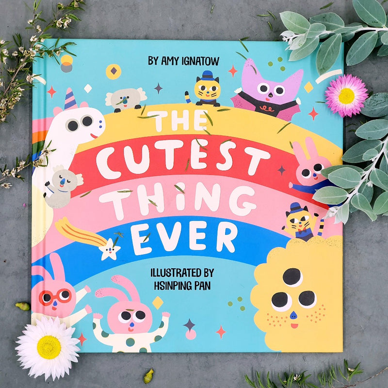 The Cutest Thing Ever | Book
