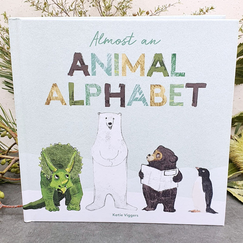 Almost an Animal Alphabet | Katie Viggers