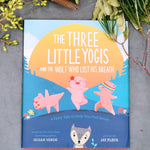 The Three Little Yogis and the Wolf