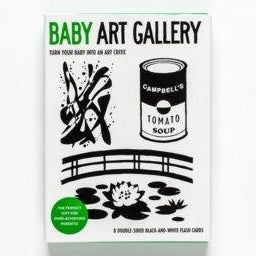 Baby Art Gallery | Turn Your Baby into an Art Critic - Book