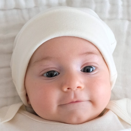 Fibre for Good Organic Baby Beanie