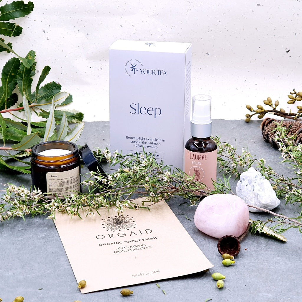 Relax Mumma by Eco Products 4 You, The perfect Organic Gift for any mother just needing to take a moment to relax