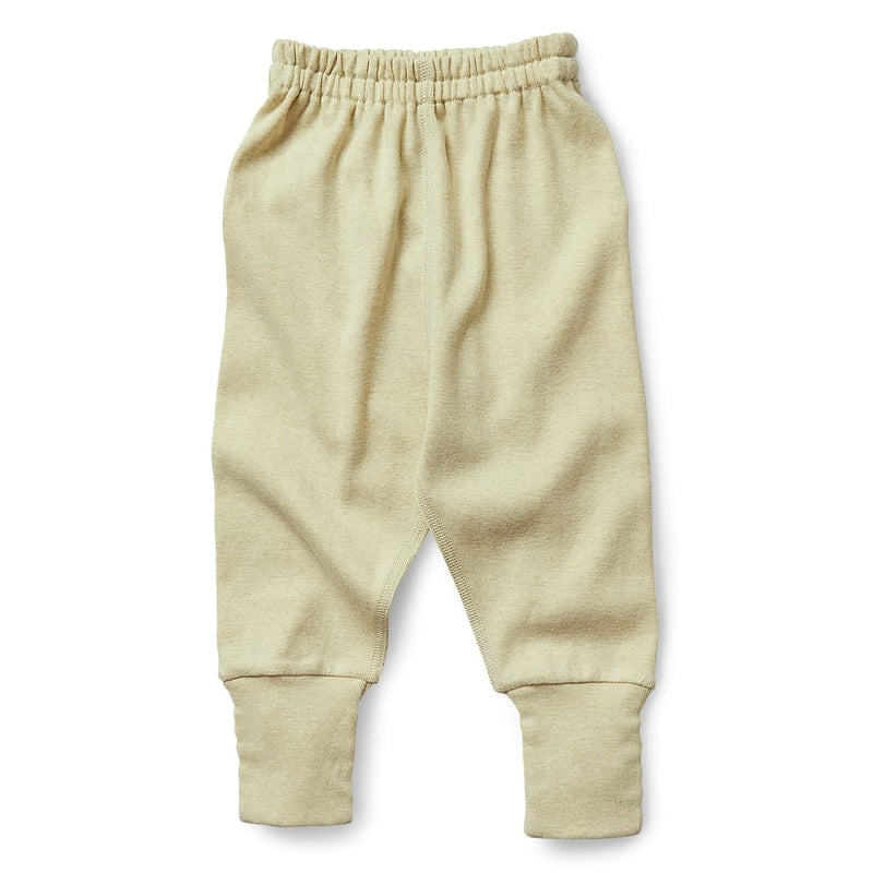 Organic Long Pants - Fibre for good - Sage