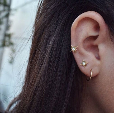 Constellation Piercings