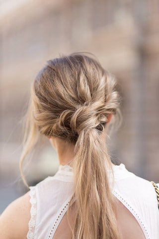 Low Ponytail Hair Trend 2016