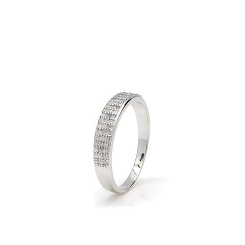 LineArgent - Ring Reflejo Single Silver - Luxedy