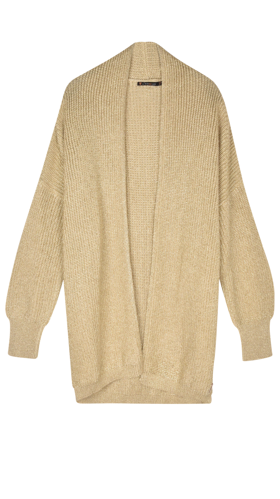 Loved by Miracles - Cardigan Vest Cleome Gold