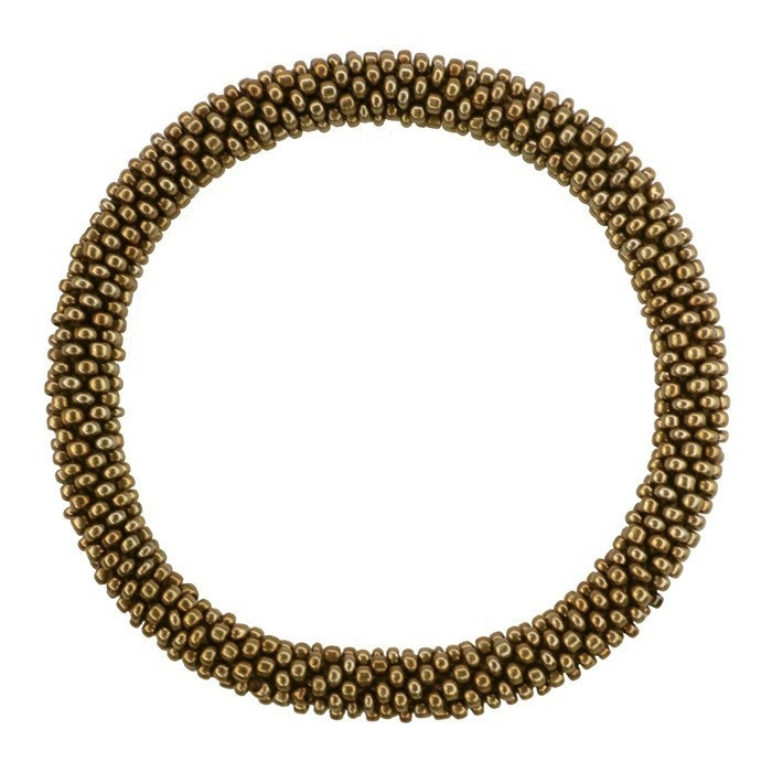 My Jewellery - Armband Little Beads Bronze - Luxedy
