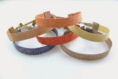 Yz'Bel Armband - Bright Taupe - Luxedy - 3
