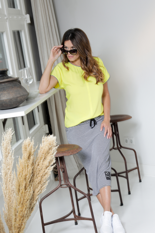 Zoso - Blouse Esther Yellow